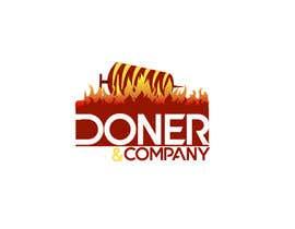 #274 Doner and company Restaurant Logo részére karypaola83 által