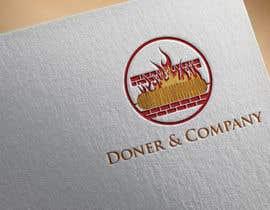 #253 Doner and company Restaurant Logo részére nasimoniakter által