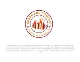 #278 Doner and company Restaurant Logo részére subhojithalder19 által