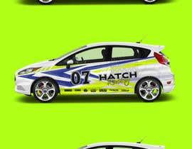 #50 для Rally Car Vehicle Wrap от ravi05july