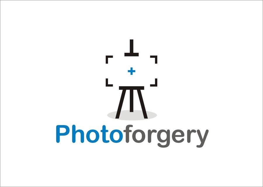 Contest Entry #57 for Logo Design for photoforgery.com