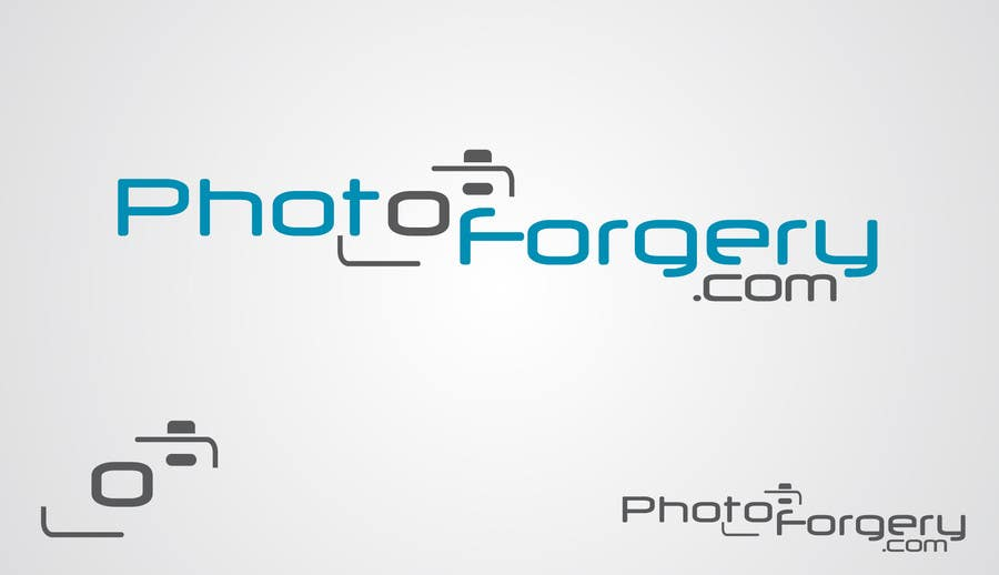 Contest Entry #67 for Logo Design for photoforgery.com