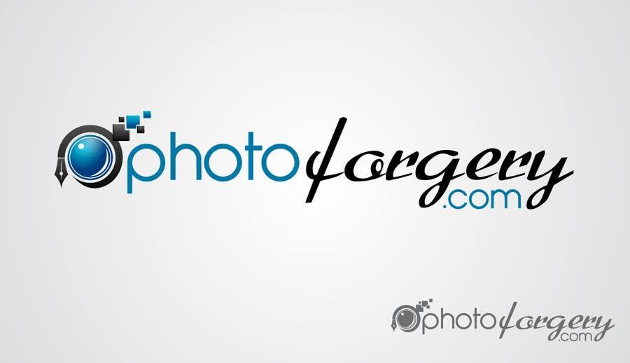 Proposition n°89 du concours Logo Design for photoforgery.com