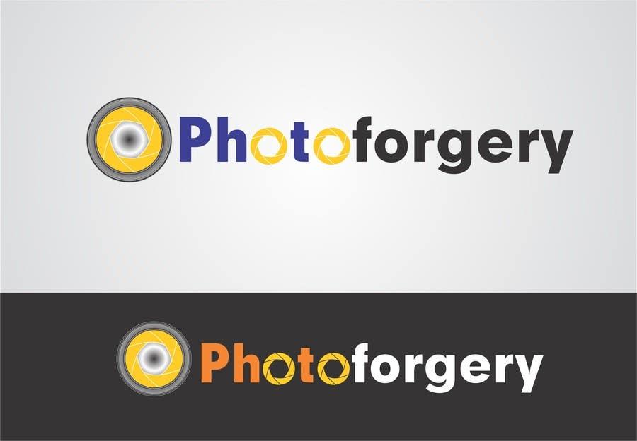 Proposition n°99 du concours Logo Design for photoforgery.com