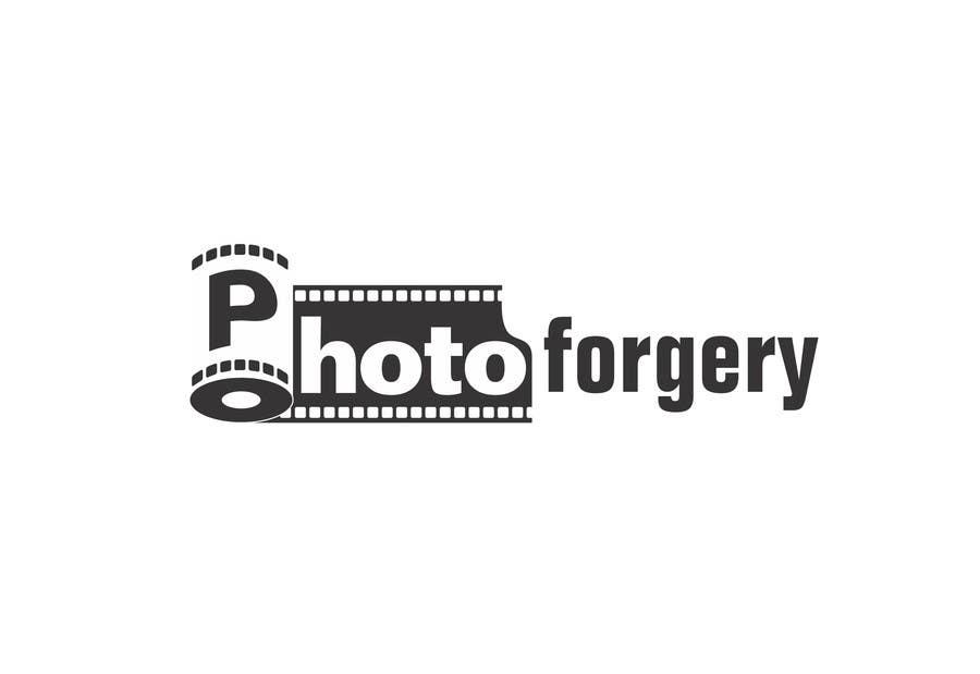 Kilpailutyö #114 kilpailussa Logo Design for photoforgery.com