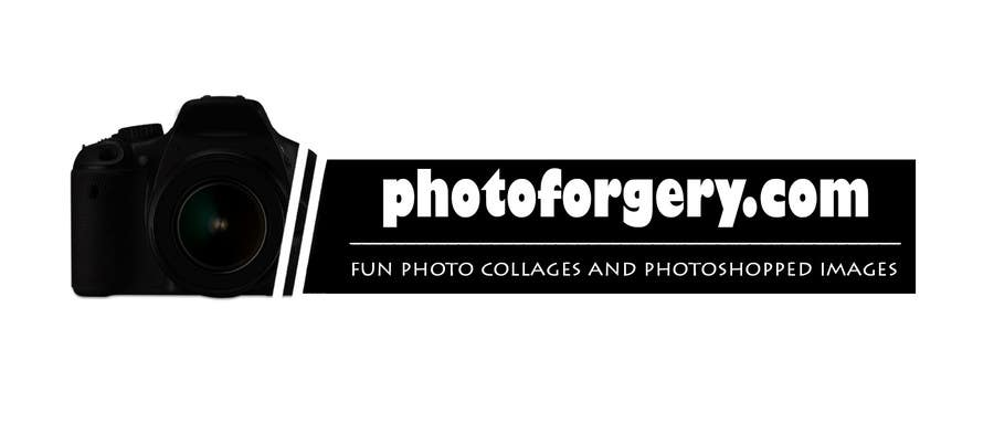 Contest Entry #9 for Logo Design for photoforgery.com