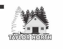 #370 untuk Taylor North Logo oleh gjorgjipetkovski