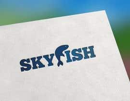 #96 untuk Design a simplified Logo for brand SkyFish oleh tarek244