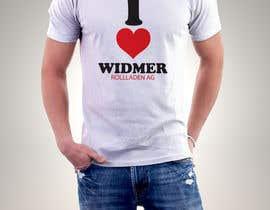 #338 para I Love Widmer Rollladen merchandising por armankhanbijoy9