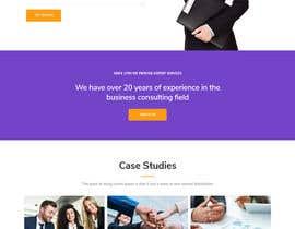 #65 для Landing Page Website For My Business от HabibCoder