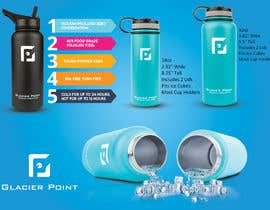 #21 for product Infograph for a water bottle by moahsaad