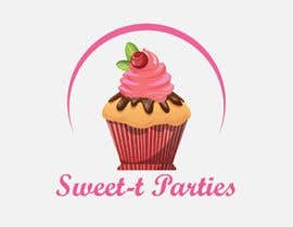 #23 untuk Create a logo for my kids party business. ( Sweet-T Parties ) oleh deepaksharma834