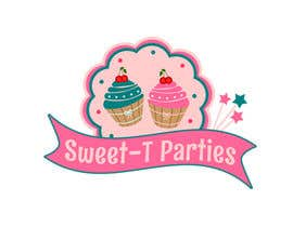#14 untuk Create a logo for my kids party business. ( Sweet-T Parties ) oleh MyDesignwork