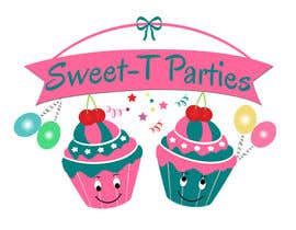 #17 , Create a logo for my kids party business. ( Sweet-T Parties ) 来自 MyDesignwork