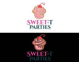 #4 untuk Create a logo for my kids party business. ( Sweet-T Parties ) oleh mahimsheikh459