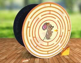 Nro 18 kilpailuun Design for popsocket item, mouse maze käyttäjältä aga5a2985f45d9e4
