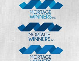 #184 untuk Logo Design for Mortgage Winners Inc. oleh DigiMonkey
