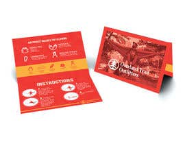 #18 untuk Product Bi-Fold Marketing/Advertisement Card oleh Nathasia00