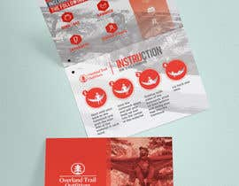 #23 untuk Product Bi-Fold Marketing/Advertisement Card oleh Nathasia00