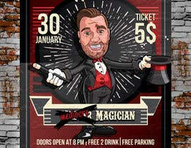 #21 for Magic Show flyer creation by TEHNORIENT