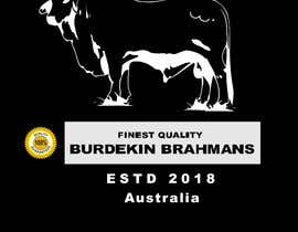 #43 for We sell Brahman bulls and want to create a logo for our business named ( Burdekin Brahmans ) something that represents our business. Our bulls are bred on the Burdekin river and wanted to include a Brahman bull, river or something simple. by creativeshihab