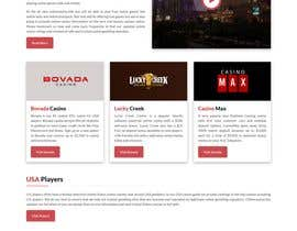 #14 for Wordpress Theme and Casino Website Redesign Contest by webhazrat