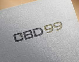 #66 for Design a subsiduary logo for CBD 99 af javedkhandws22
