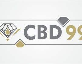 #69 for Design a subsiduary logo for CBD 99 af javedkhandws22