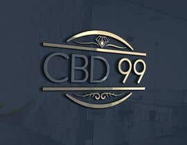 #74 for Design a subsiduary logo for CBD 99 af nayan007009