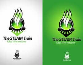 nº 211 pour Logo Design for, THE STEAM TRAIN. Relax, we've been there par twindesigner