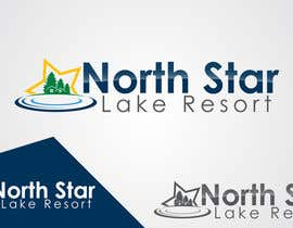 taganherbord tarafından Logo Design for A northwoods resort in Minnesota USA called North Star Lake Resort için no 115