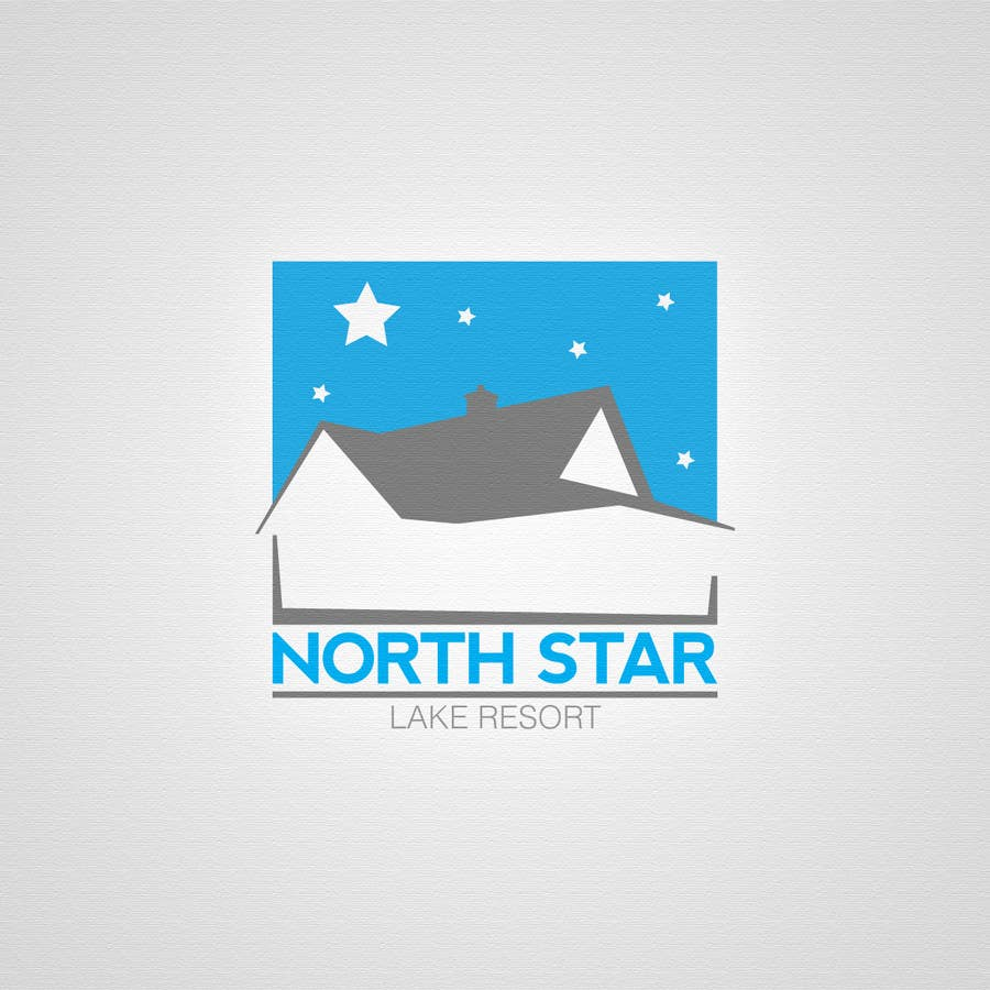 Proposition n°116 du concours Logo Design for A northwoods resort in Minnesota USA called North Star Lake Resort