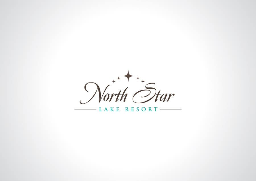 Konkurrenceindlæg #127 for Logo Design for A northwoods resort in Minnesota USA called North Star Lake Resort
