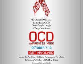 #26 for Flyer for OCD awarness week by lookandfeel2015