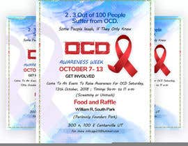 #22 for Flyer for OCD awarness week by logocubic