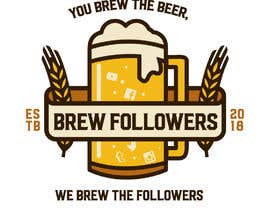 #8 for Design a brewery social marketing company logo by Weare4