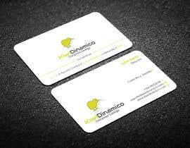 Nro 400 kilpailuun Kiwi Business Card Design käyttäjältä Sheikhashik