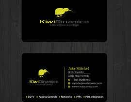 Nro 404 kilpailuun Kiwi Business Card Design käyttäjältä looterapro01