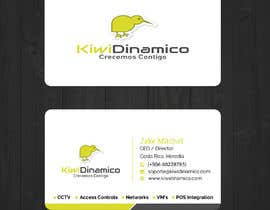 Nro 405 kilpailuun Kiwi Business Card Design käyttäjältä looterapro01