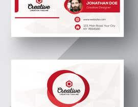 #348 for Design me a business card layout af diptisamant84