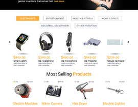 #22 for ecommerce website home page redesign af mdziakhan