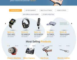 #23 for ecommerce website home page redesign af mdziakhan