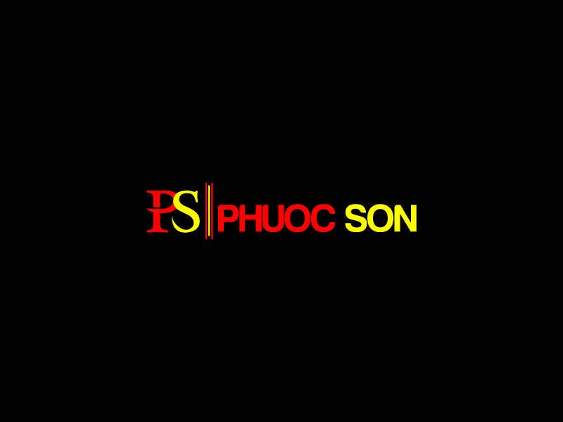 Contest Entry #52 for Design logo for PS Phuoc Son
