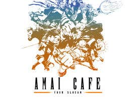 #75 для Design a logo for anime cafe (Amai Cafe) от MheowDesign