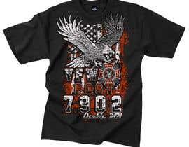 #44 untuk VFW T-Shirt Design oleh elitesniper