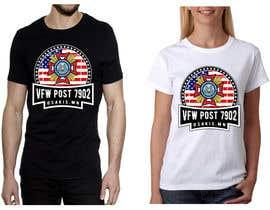 #67 untuk VFW T-Shirt Design oleh feramahateasril