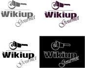 Graphic Design Inscrição do Concurso Nº95 para Wikiup Gourmet