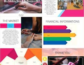#2 для Design a Powerpoint template for a nail bar franchise presentation от rizia369