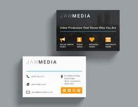 nº 4 pour Design me a buisness card par JonG247