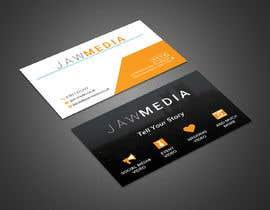 nº 38 pour Design me a buisness card par Jahir4199